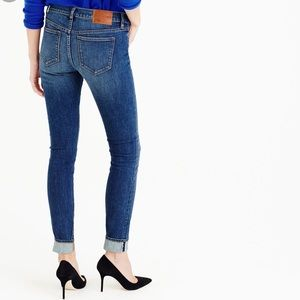 LIKE NEW J. Crew Toothpick Jeans